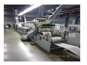 GiDue Combat 430 - 8 Colour Press