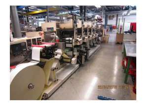 Nilpeter F3000-5 Colour Press