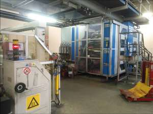 Uteco Onyx 808 8 colour gearless flexo press