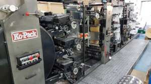 Kopack 250 - 10 Colour Press