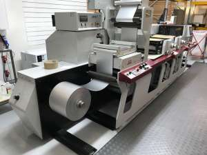 Mark Andy P3-2 Colour UV Flexo Press