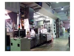 Flexotecnica 10NG CI Flexo Press